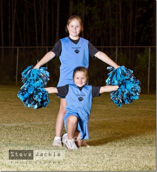 sister cheerleading image