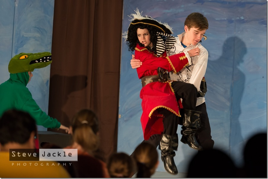 Peter Pan Jr. Play: Hillburn Academy April 2016