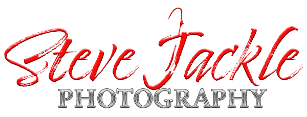 Steve Jackle Photography –  Raleigh family lifestyle Portrait, Event, and birthday Photographer logo